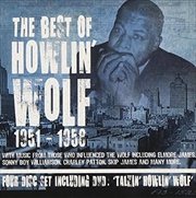 Best Of Howlin' Wolf 1951-1958 | DVD