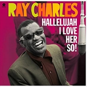 Hallelujah I Love Her So! (Bonus Tracks)   Vinyl