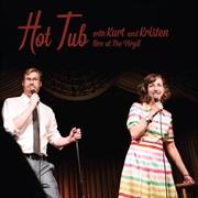 Hot Tub With Kurt And Kristen