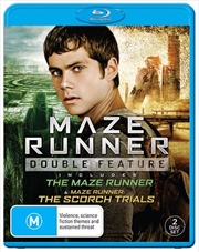 Maze Runner / Maze Runner - The Scorch Trials | Double Pack