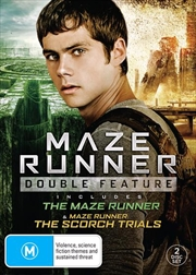 Maze Runner / Maze Runner - The Scorch Trials | DVD