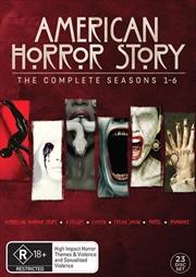 American Horror Story - Season 1-6   Boxset