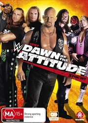 WWE - 1997 - Dawn Of The Attitude | DVD