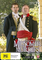 Midsomer Murders - Season 19 - Part 2