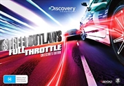 Street Outlaws - Full Throttle - Collector's Edition