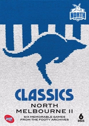 AFL Classics - North Melbourne II