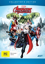 Avengers Assemble - Season 3 - Collector's Edition | DVD