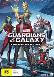 Guardians Of The Galaxy - Season 1 | DVD