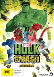Hulk And The Agents Of S.M.A.S.H. - Season 1