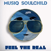 Feel The Real | CD