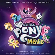 My Little Pony (BONUS MOVIE TICKET)