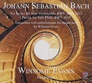 Johann Sebastian Bach Six Suites | CD