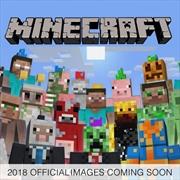 Minecraft Calendar 2018