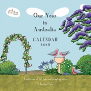 Our Year In Australia Calendar 2018