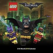 Batman Lego Calendar 2018