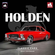 Classic Holden Cars 2018