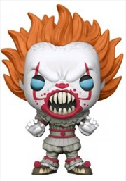 Pennywise with Teeth
