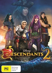Descendants 2 | DVD