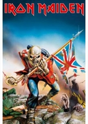 Iron Maiden Trooper Poster | Merchandise