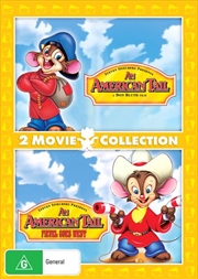 An American Tail/An American Tail: Fievel Goes West | DVD