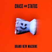 Brand New Machine | CD
