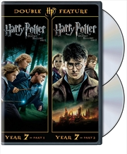 Harry Potter And The Deathly Hallows Part 1 & 2