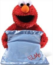 Elmo Peek A Boo Plush 38cm | Toy