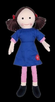 Jemima Cuddle Doll Plush 50cm