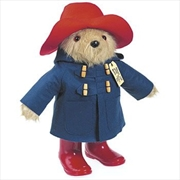 Paddington Bear Vintage Plush
