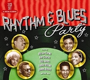 Rhythm And Blues Party | CD