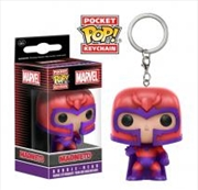 Magneto Pop Keychain | Accessories