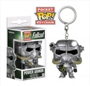 Power Armour Pop Keychain | Accessories