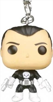 Punisher Pop Keychain | Accessories