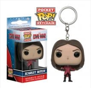 Scarlet Witch Pop Keychain | Accessories