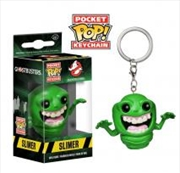 Slimer Pop Keychain | Accessories