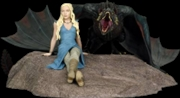 Daenerys And Drogon Statue | Merchandise