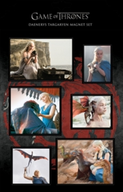 Daenerys Magnet Set