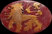 Lannister Shield Pin | Merchandise