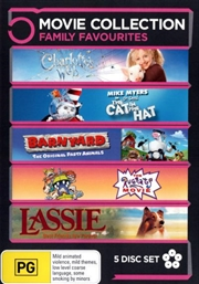 Charlotte's Web/The Cat In The Hat/Barnyard/Rugrats Movie/Lassie | DVD