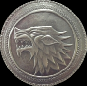 Stark Shield Pin