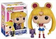 Sailor Moon Stick And Luna