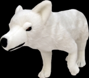 Direwolf Ghost Large Plush | Toy