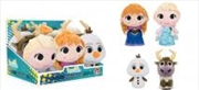 Frozen Assorted Plush
