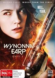 Wynonna Earp - Season 2 | DVD
