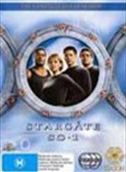 Stargate SG-1; S10 | DVD