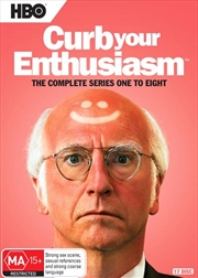 Curb Your Enthusiasm - Season 1-8 | Boxset | DVD