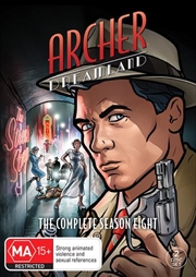 Archer - Season 8 | DVD