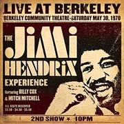 Live At Berkeley | Vinyl