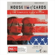 House Of Cards - Season 5 - Special Edition | Blu-ray