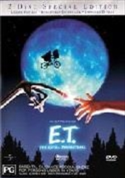 E.T. - The Extra Terrestrial  Special Edition